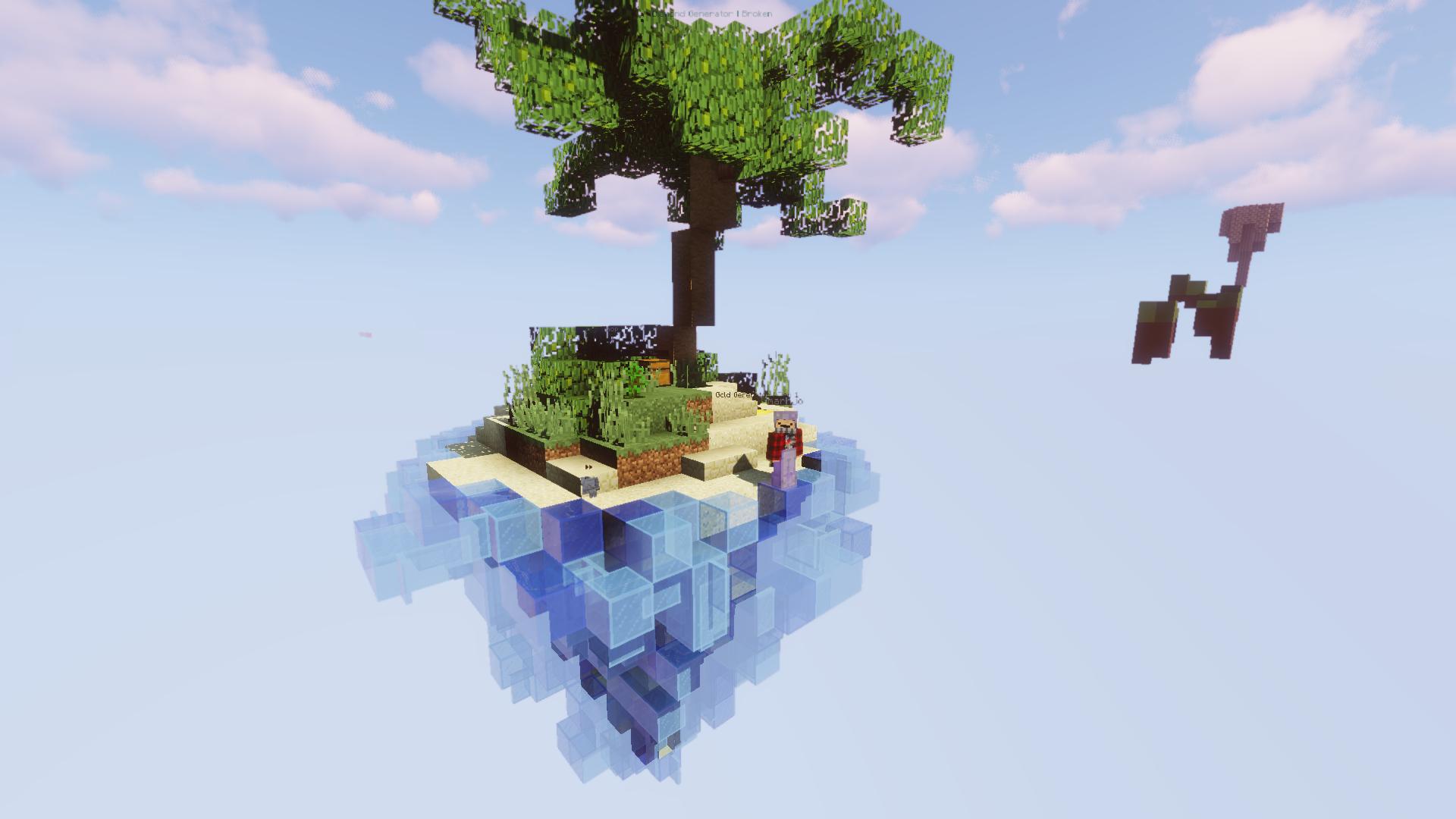 Palm Tree Island
